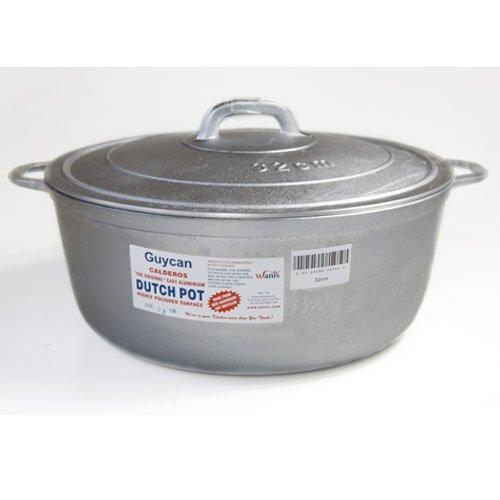 Guycan Cast Aluminium Dutch Pot - 30cm