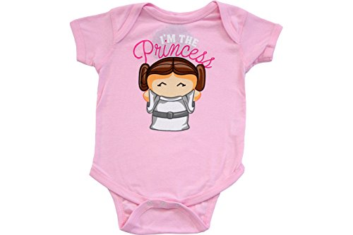 Star Wars Princess Snapsuit Infant