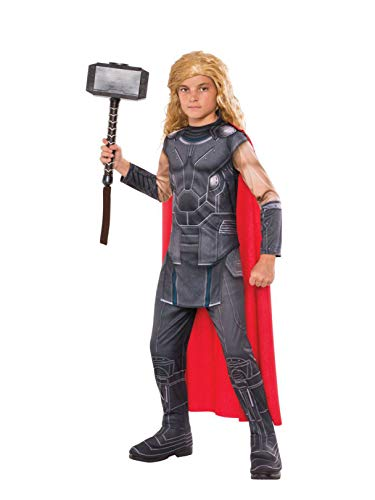 Rubie's Marvel Thor: Ragnarok Thor Child's Costume, Small -