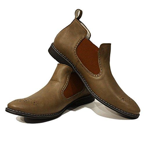 Modello Ottaviano - Handmade Colorful cuir italien de chaussures pour hommes uniques