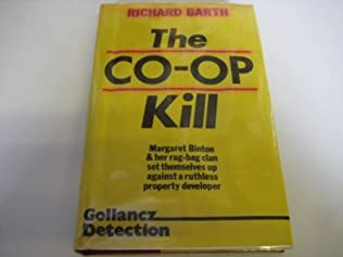 book cover of The Co-op Kill