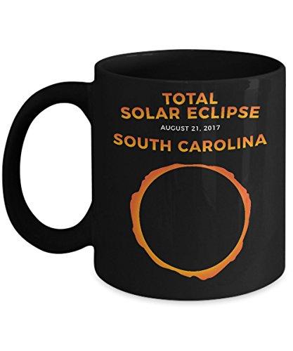 2017 Solar Eclipse South Carolina Coffee Mug by jeff_renshaw