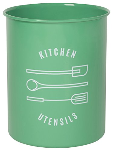 Now Designs Utensil Crock, Greenbriar Green