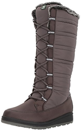 Boot Women's Kamik Snow Charcoal Starling PtHaz