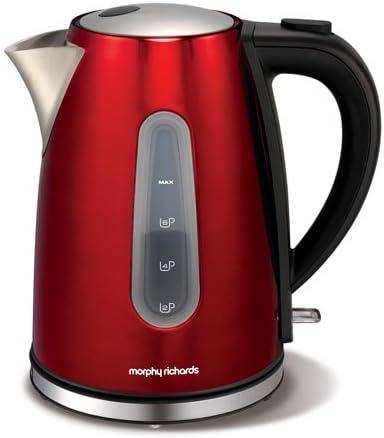 Morphy Richards 43904 1.7 Litre Red