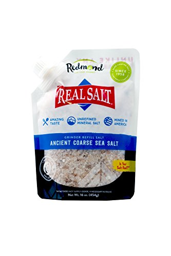 Best sea salt coarse ground to buy in 2019