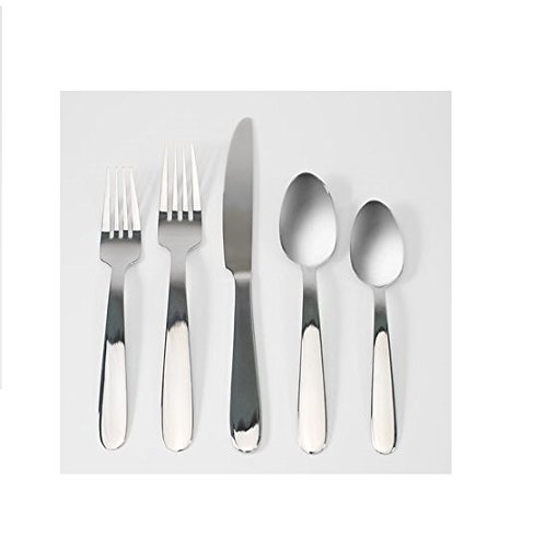 Anchor Hocking 97723 Zone 20pc Flatware Set