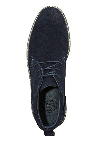 OTTO KERN , Chaussures bateau pour homme Bleu Marine