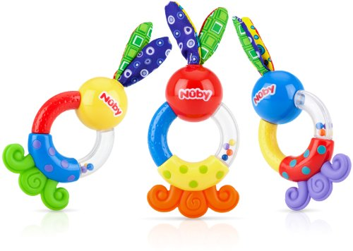 Rattle Teether Case Pack 72