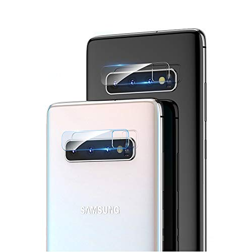 S10 Camera - Galaxy S10 / S10 Plus Camera Lens Protector, [3 Pack] High Transparency Glass Samsung S10+ Camera Protecto