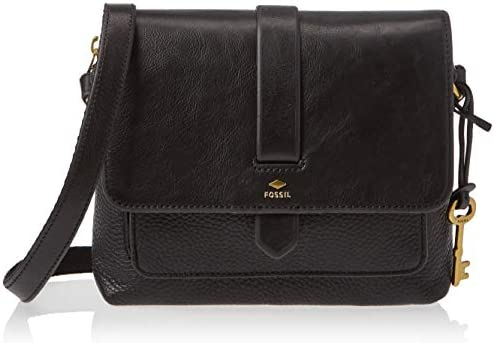 Fossil Kinley Small BLK Cross-Body Bag