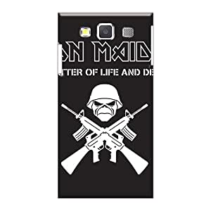 Samsung Galaxy A3 BZN19490ouOk Customized Stylish Death Band Pictures High Quality Cell-phone Hard Cover -CristinaKlengenberg