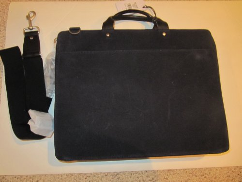 JACK SPADE Computer File Case NYRU0001A Navy, used for sale  Delivered anywhere in USA