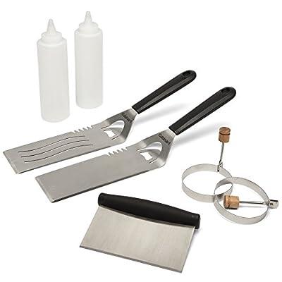 Cuisinart (CGS-507) 7-Piece Griddlin' Kit