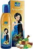 Parachute Advanced Ayurvedic Hair Oil - Controls Hair Fall Control and grows hair longer 180ml