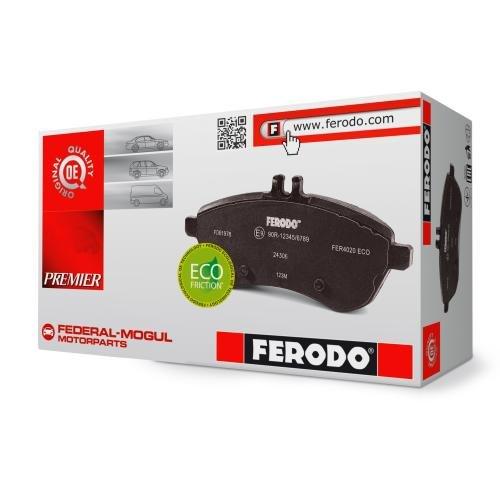 Ferodo Premier Brake Pads FDB1788