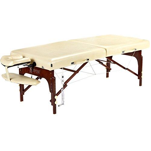 Top Massage Table (Master Massage Saxon LX Therma Top Memory Foam Portable Massage Table Package, 30 Inch)