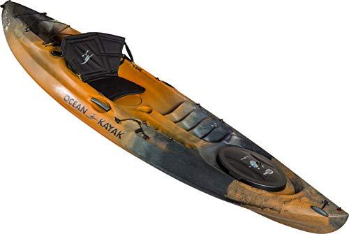 Ocean Kayak Caper Angler Kayak (Orange Camo, 11 Feet)