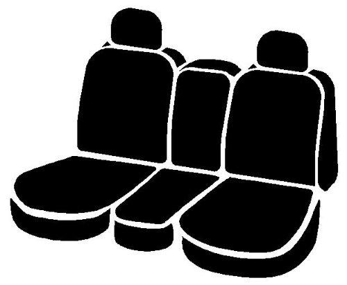 Poly-Cotton, Fia SP88-25 BLACK Custom Fit Front Seat Cover Split Seat 40//20//40 Black
