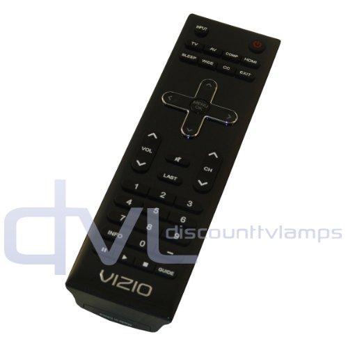 New VR10 LCD HDTV Remote Control fit for VIZIO TV E320VA E321VA E370VA E371VA E420VA E421VA E470VA E550VA M190VA M220VA M220VA-CA M260MV M260VA M260VA-MX M1490VA-MX - Lcd Hdtv Remote