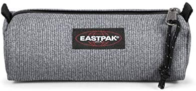 Eastpak Benchmark Single Estuche, 21 cm, Gris (Melange Print V): Amazon.es: Equipaje