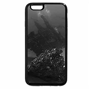 iPhone 6S Case, iPhone 6 Case (Black & White) - Meems bottom covered Bridge, Va.