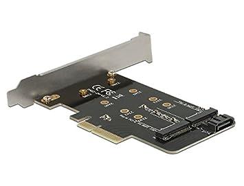 SilverStone SST-ECM21 NGFF PCI-E Erweiterungskarte PCI-E x4 zu M.2