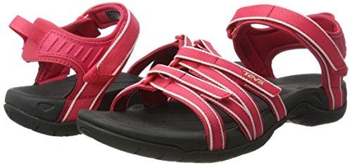 Et Tirra Fonce Pour Avec Sports Sandale Outdoor Lifestyle Femmes Pink framboise Teva Ombre HYxIFU1