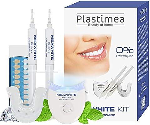 Kit de Blanqueamiento de Dientes Profesional Gel Blanqueador Dental Teeth Whitening Blanqueamiento Dental en Casa Dientes Blancos SOLO 5 DIAS: Amazon.es: Salud y cuidado personal