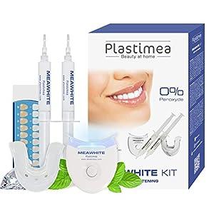 Kit de Blanqueamiento de Dientes Profesional Gel Blanqueador Dental Teeth Whitening Blanqueamiento Dental en Casa… 12