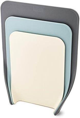 Compra Joseph Joseph Nest Chop Tablas de Cortar, de plástico, Opal, Juego de 3 en Amazon.es