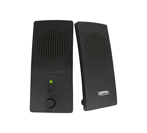 Zebronics Spk-S300 Zeb Computer Multimedia and Nbsp 2.0 Speaker