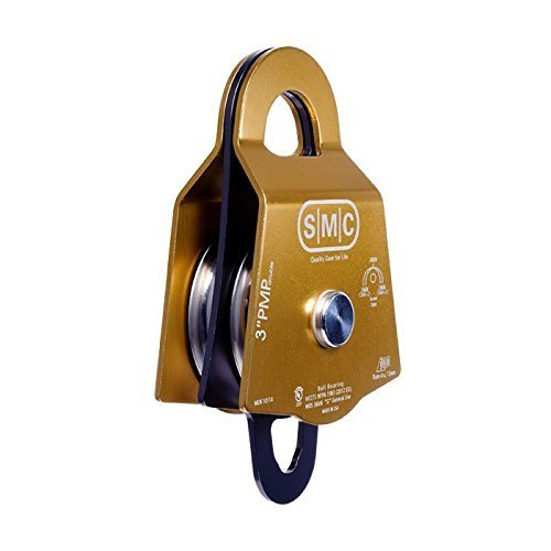 SMC 3'' NFPA Double Prusik Minding Pulley by SMC