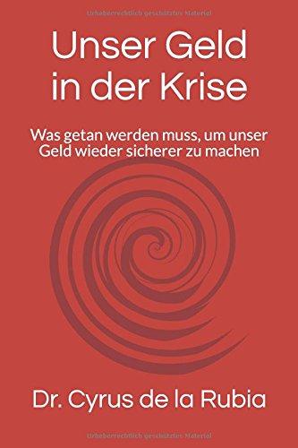 Unser Geld in der Krise: Was getan werden muss, um unser Geld wieder sicherer zu machen (German Edition) ebook