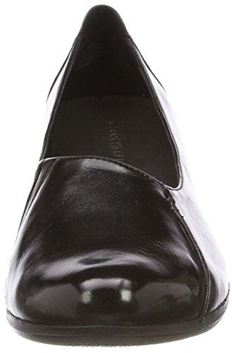Tacco Carina col Donna Schwarz Chiusa GERRY 15 WEBER Scarpe Nero Punta 100 qXawqSB