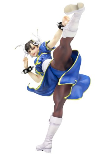 Kotobukiya Street Fighter Chun-Li Bishoujo Statue