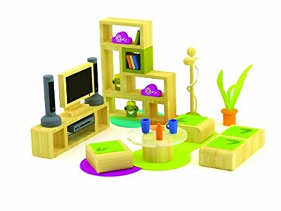 Hape Lifestyle Living Room In Bamboo