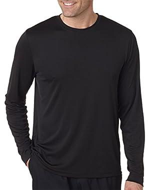 Cool Dri Performance Men's Long Sleeve T-Shirt