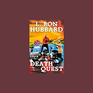 Death Quest Audiobook