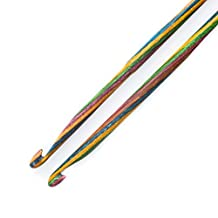 KnitPro KP20727 | Symfonie Double Ended Crochet hook | 5-5½mm x 15cm (6in)