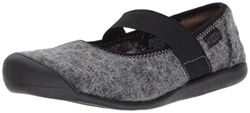KEEN Women's Sienna MJ Wool-w Fashion Sneaker Black Wool cheap amazon Blu3I2XF