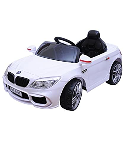 Buy Dramatic Battery Operated Kids Ride On BMW Car Online at Low ...