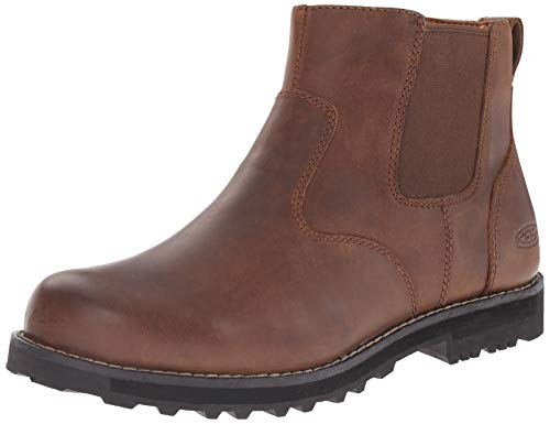 Image of KEEN Men's The 59 Chelsea-M Boot, Peanut, 11 M US