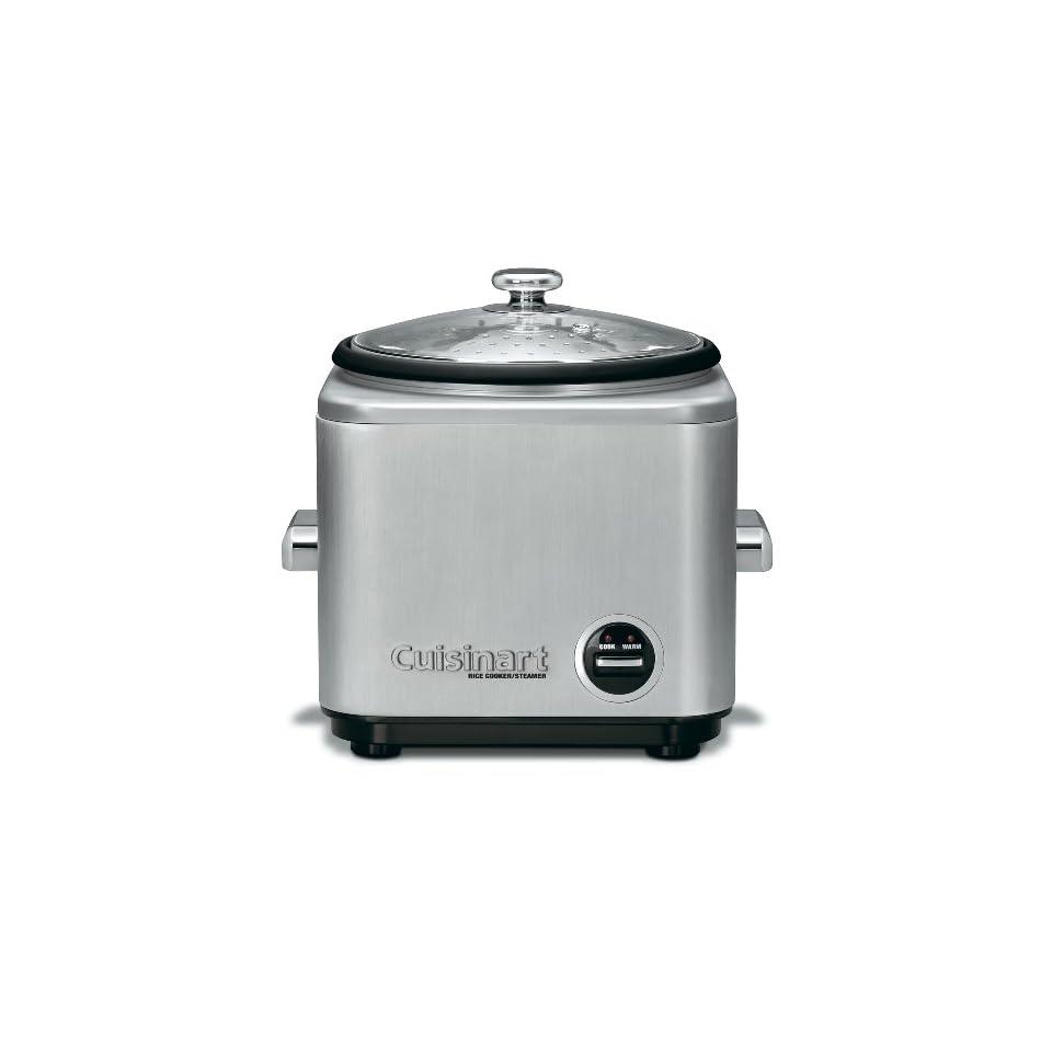 Cuisinart CDF 100 Compact 1.1 Liter Deep Fryer, Brushed Stainless Steel