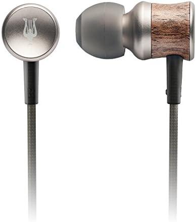 Meze 12 Classics Iridium Premium High Fidelity Wooden Earphones IEM s Iridium