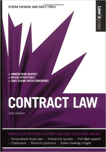 Law Express: Contract Law (Revision Guide) (Law Express: Law