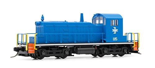 HORNBY Arnold N:Scale SW-1 Diesel Locomotive Boston & Mai...