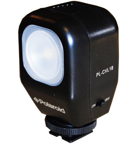 Polaroid Studio Series Camcorder Video Light Includes Mou...