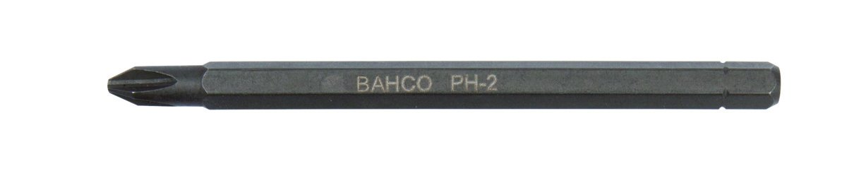 Bahco 8600-2P - Varilla Hexagonal 1/4' C6,3. Philips, 100Mm.