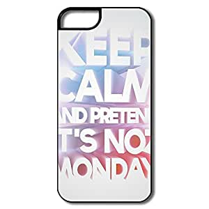 Alice7 Keep Calm Case For Iphone 5,Vintage Iphone 5 Case by Maris's Diary